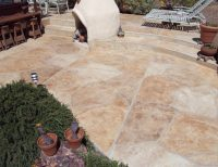 Flagstone Patio Coatings - AZ Creative Surfaces 480-582-9191