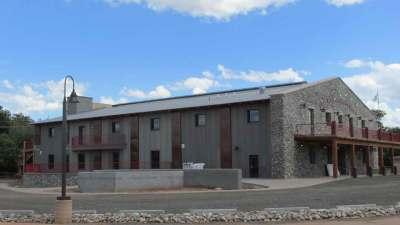Camp Verde Community Library, Full Exterior, Arizona