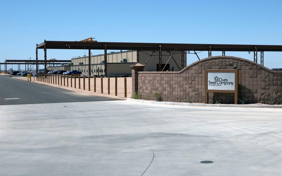 Cives Steel Plant