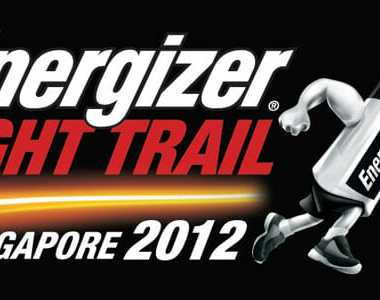 Energizer Singapore Night Trail 2012