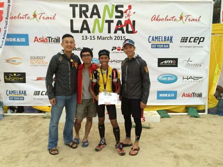 Translantau - With the team
