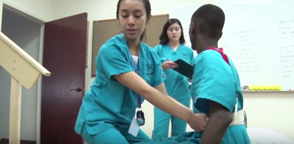 Physical therapy technician students complete program find jobs easily  AZEdNews