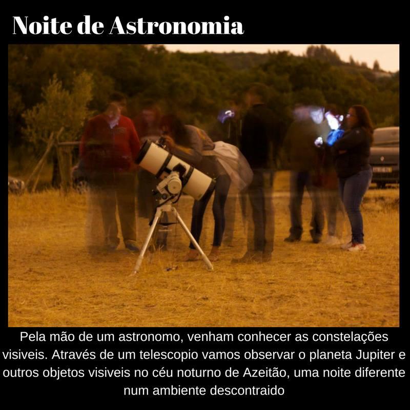 Noite de Astronomia