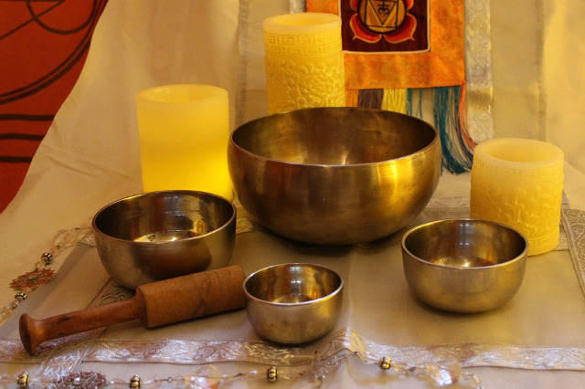 Terapias Zen - Taças Tibetanas