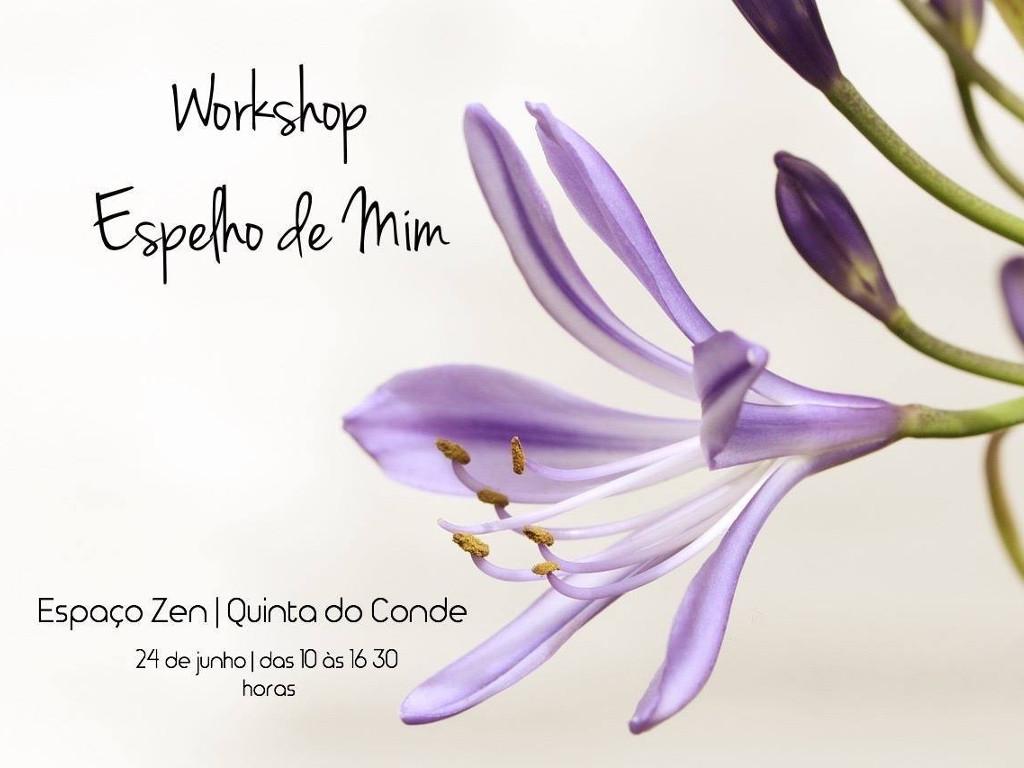 Workshop Espelho de Mim – 24 Junho