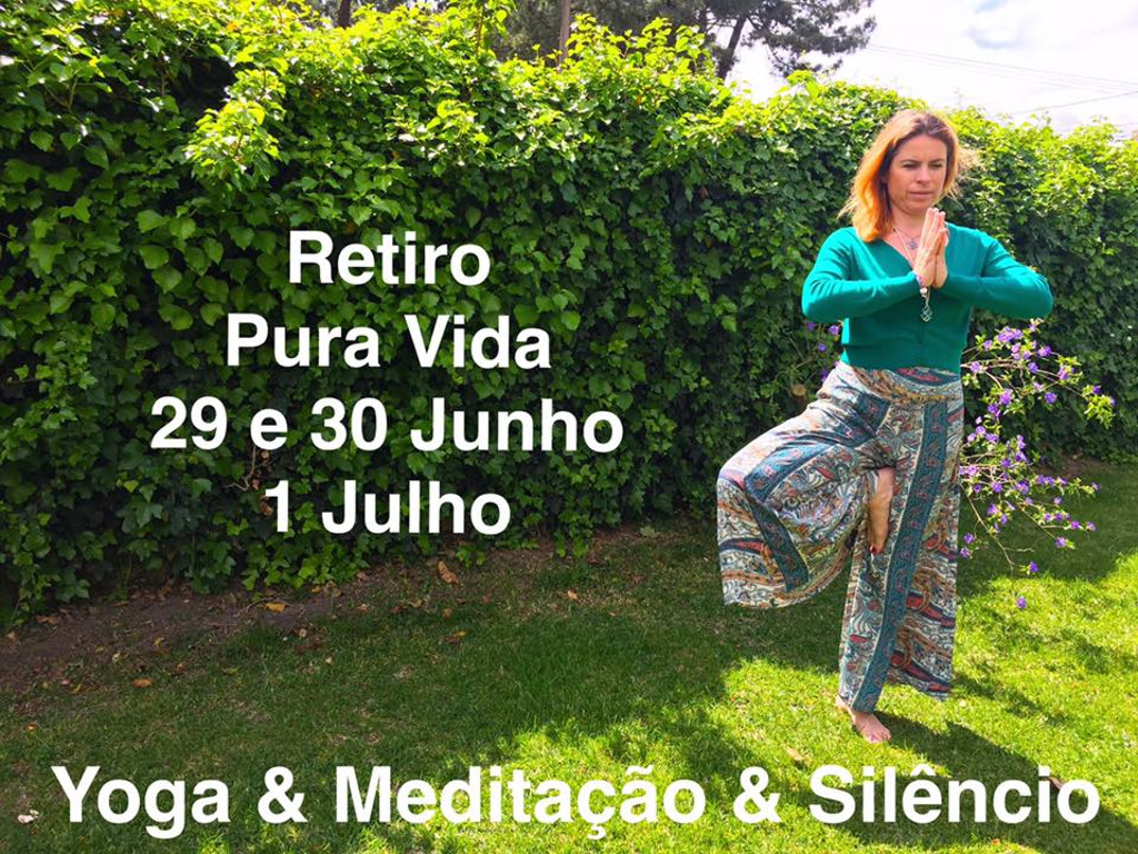 Pura Vida Retreat - 29, 30 Juni und 1 Juli 2018