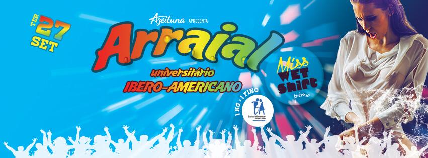 Arraial Universitário Ibero-Americano 2016