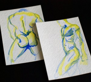 ACEO two-pack available through Etsy