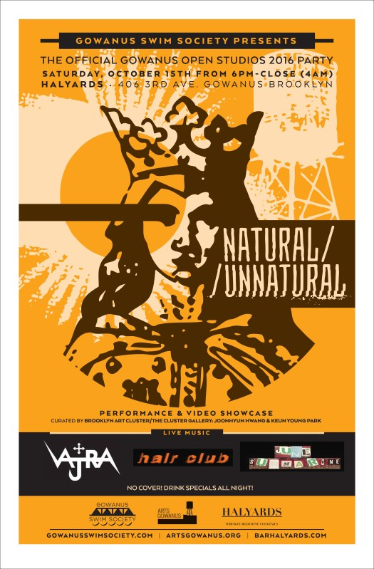 Natural/Unnatural happens Saturday, October 15!