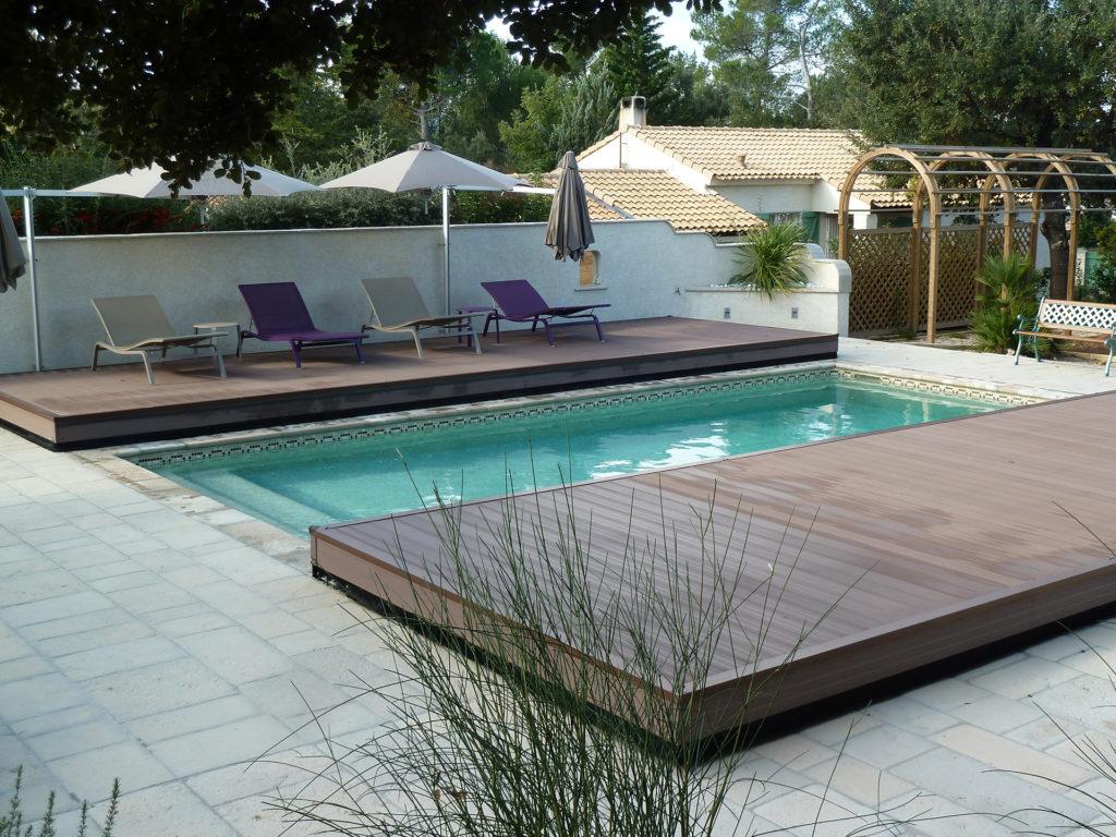 pooldeck mobile pool deck azenco