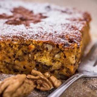 Sütőtökös – diós pite , avagy pár gondolat a sütőtökről