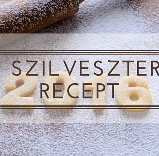 5 szilveszteri recept