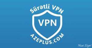 VPN Yukle