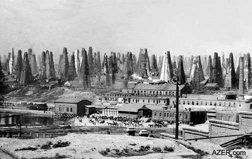 102 Azerbaijans Oil History A Chronology Leading Up To
