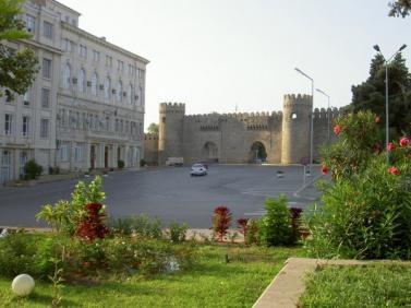 Șamahî (Shamakhi)