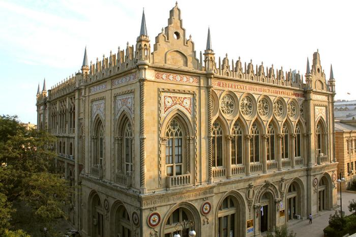 Baku Main Architectural Sights and Attractions