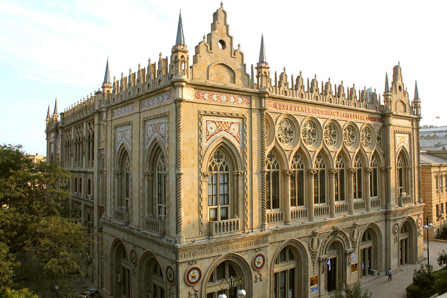 10 Unique Historical Architectural Buildings of Baku