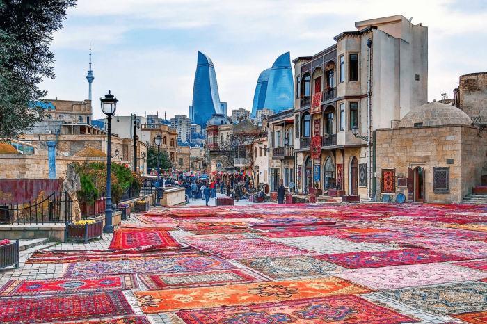 Тур в Баку на 4 дня
