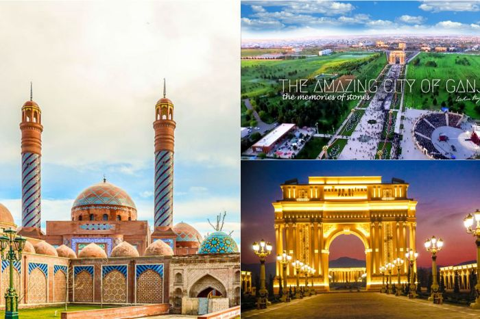 Day Tour from Baku to Ganja city