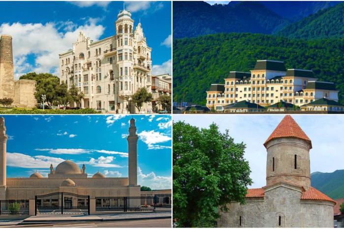 Экскурсионный тур в Азербайджан: Баку-Шемаха-Лагич-Габала-Шеки