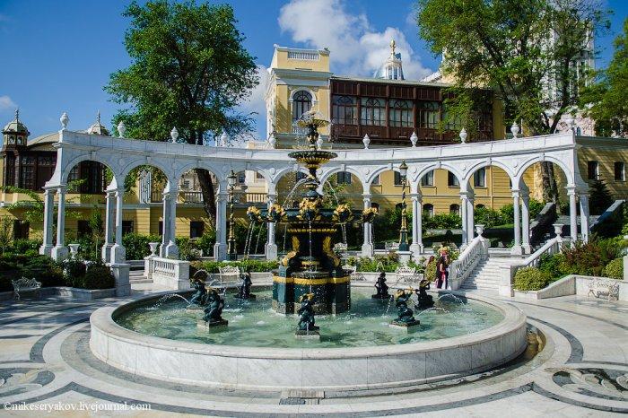 Экскурсионный тур в Баку на 4 дня