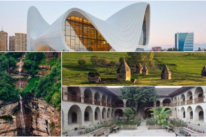 Tour to Azerbaijan: Baku-Quba-Shamakhi-Lahich-Qabala-Sheki-Ganja-Baku