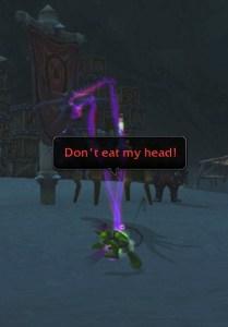 Never trust a goblin