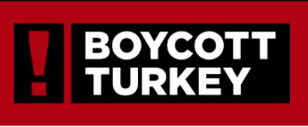 Boycott Turkey