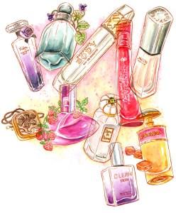 Perfumes - juliaminamata