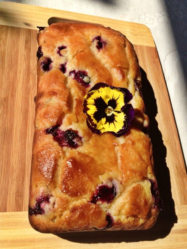 blueberry lemon tea cake - final