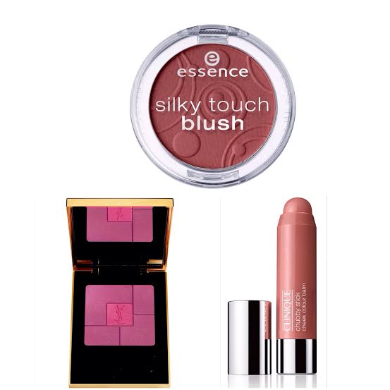 marsala blush collage