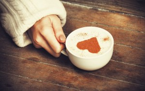 6971909-mood-mug-cup-heart-cappuccino-girl via seven themes dot com