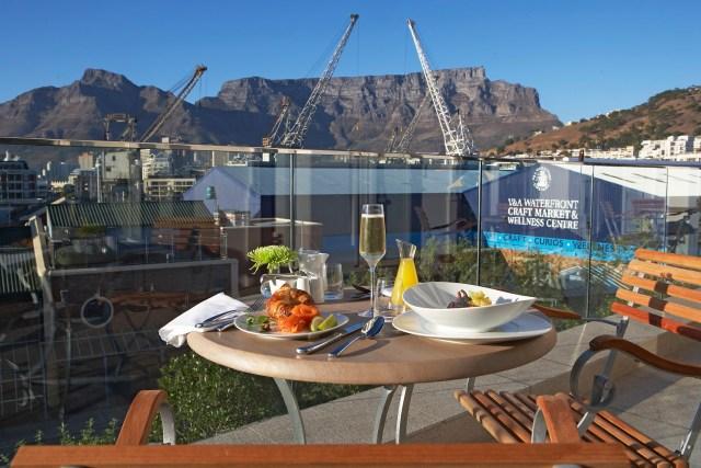 DASH restaurant terrace. [Image: supplied]