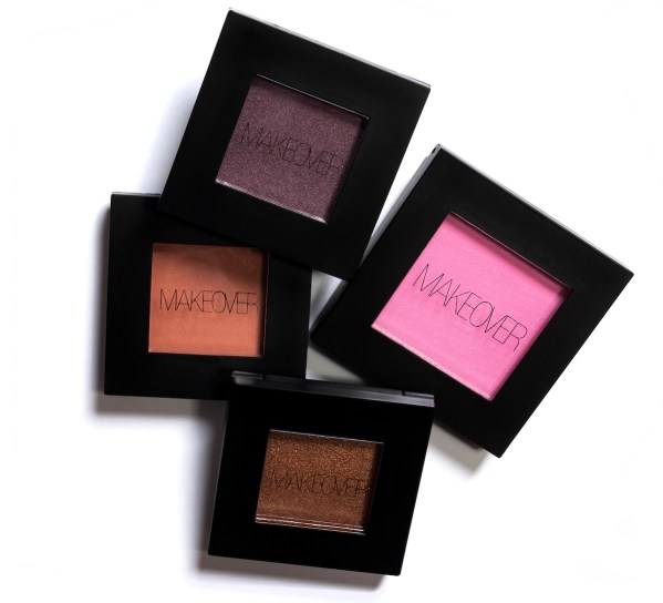 Eye Shadows and Blush Group