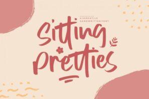 Sitting Pretties