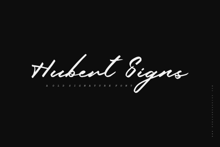 Preview image of Hubert Signs