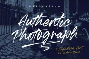 Authentic Photograph