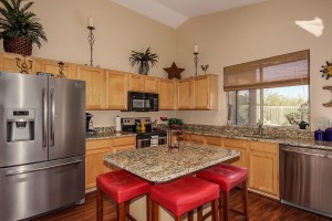 4414 E. Smokehouse Trail Kitchen 2