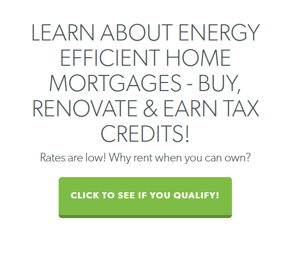 Learn more About Energy Efficient Upgrade Tax Credits