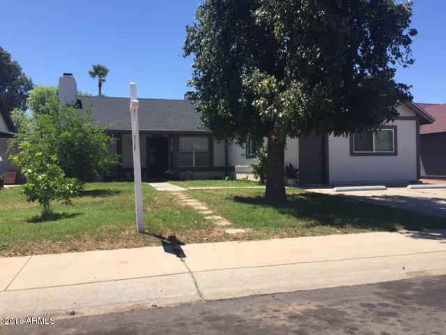 1105 W Wickieup  Lane  Phoenix AZ 85027