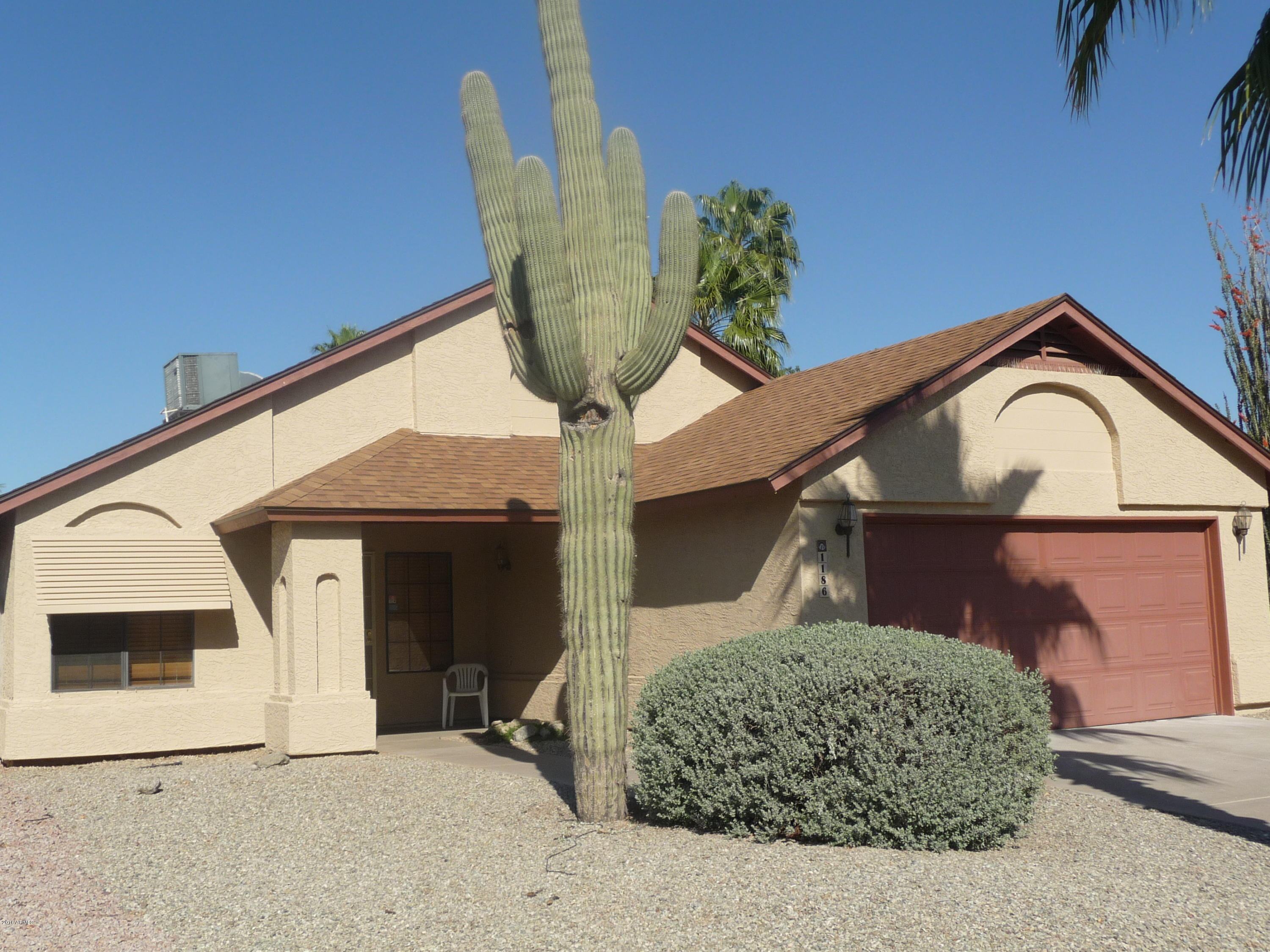1186 N 87th  Place  Scottsdale AZ 85257