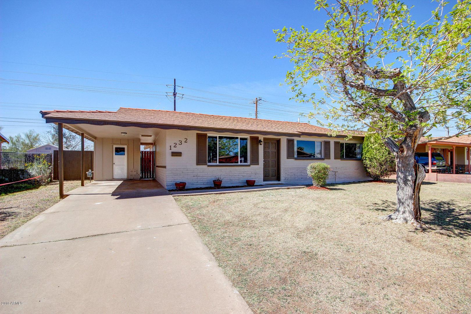 1232 N 66th  Street  Scottsdale AZ 85257
