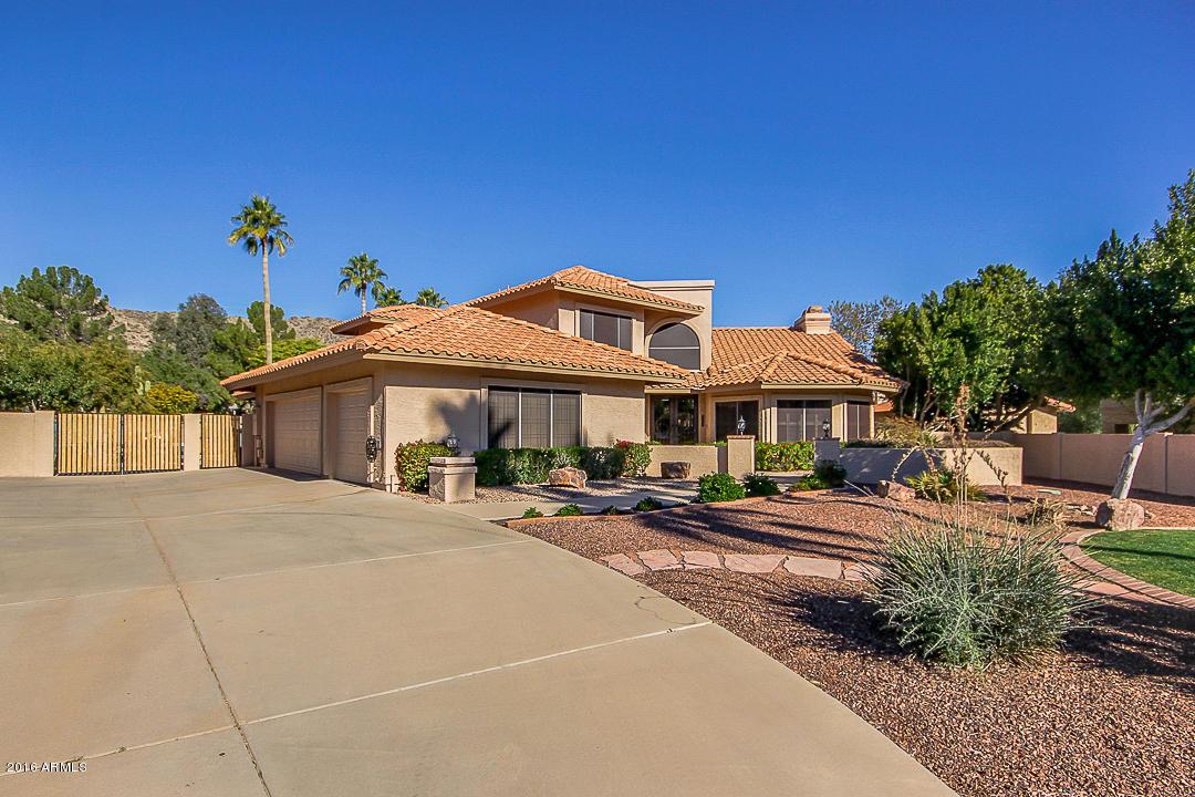 3542 E Kayenta  Court  Phoenix AZ 85044
