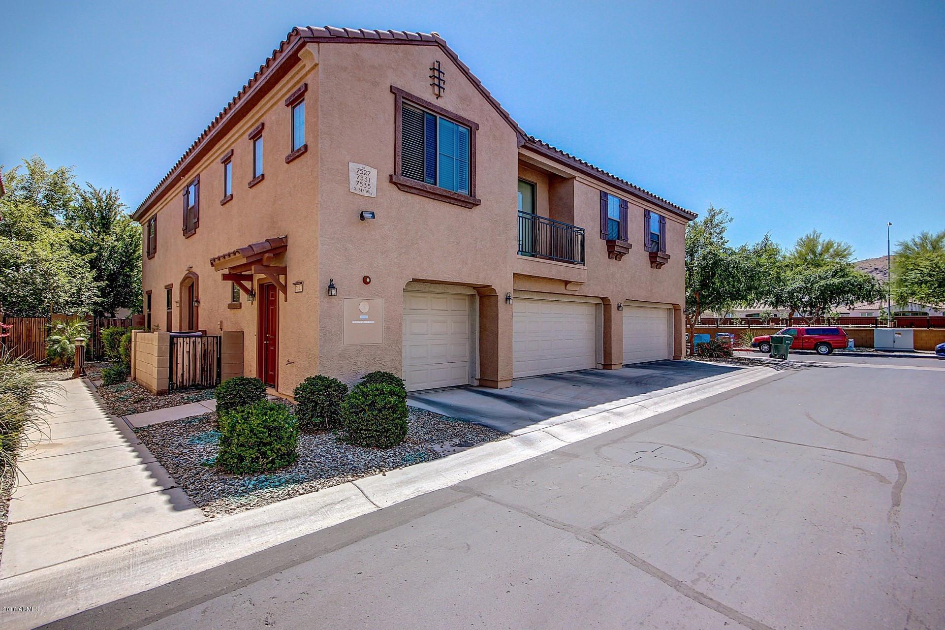 7531 S 31st  Way  Phoenix AZ 85042