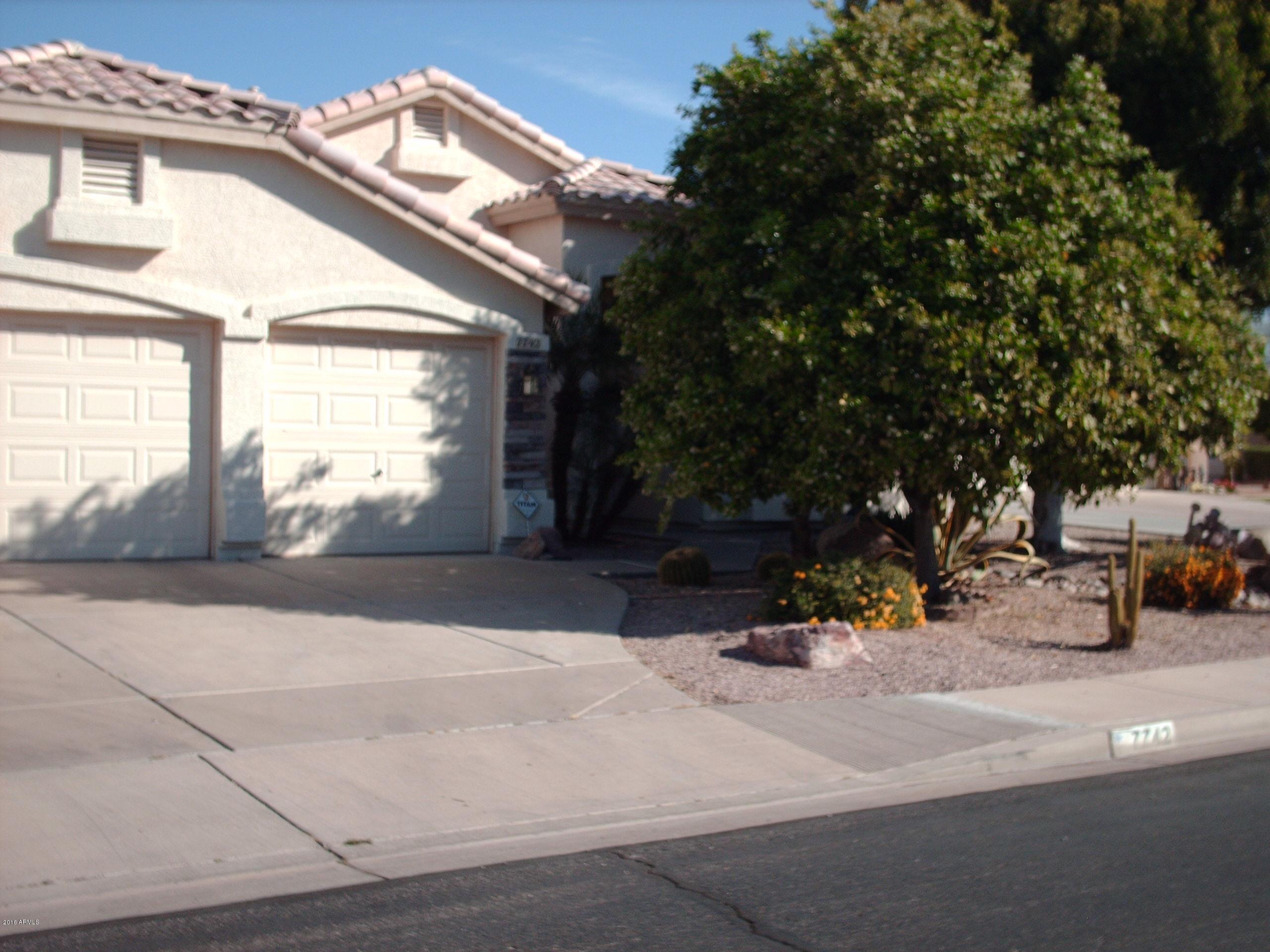 7742 E Caballero  Circle  Mesa AZ 85207