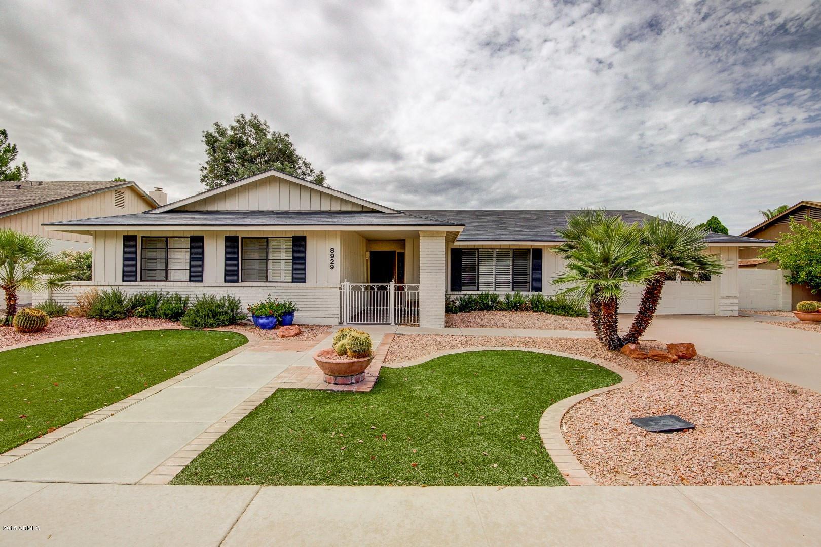 8929 E Gray  Road  Scottsdale AZ 85260