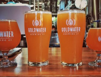 POUR Spotlight – Goldwater Brewing Co.