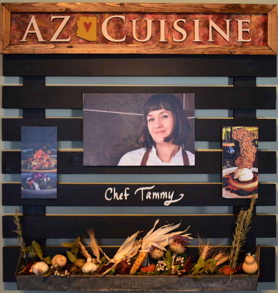 chef tammy helio basin Phoenix