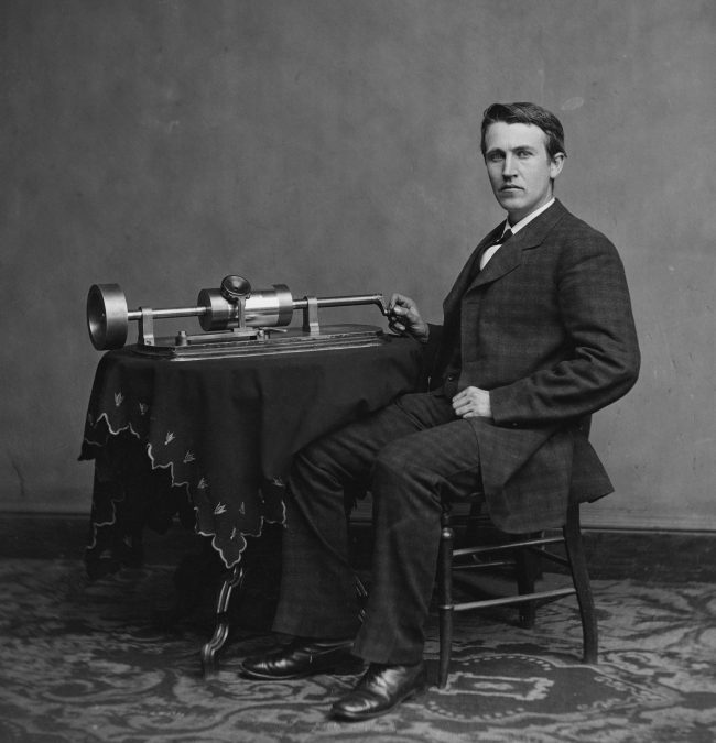 Thomas Edison And The Search For Life After Death