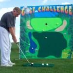 Golf Frame Game